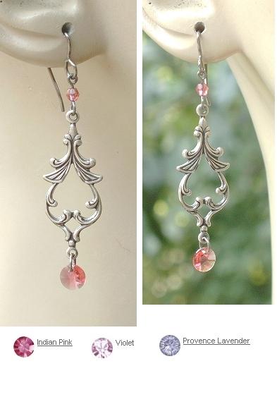 Titanium and Niobium Vintage Style Hook Earrings at Wear ...