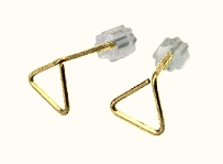 kid s non allergenic earrings at wear earrings again with maggie s