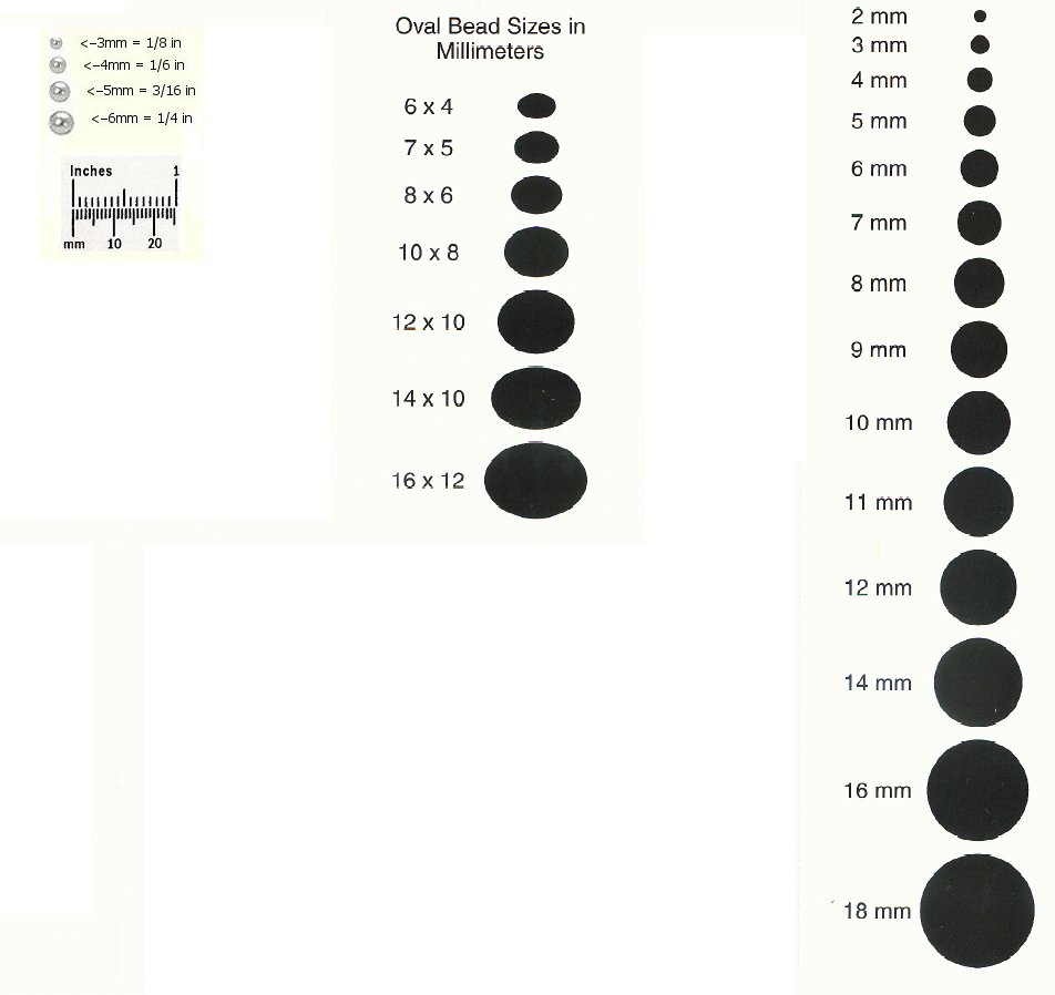 Printable Ear Gauge Size Chart Picture sitemap at wear earrings again ...